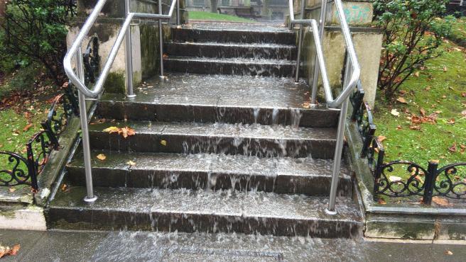 Precipitaciones intensas (Archivo)