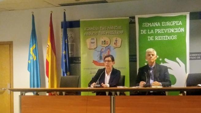 Presentación de la Semana Europea de la Prevención de Residuos.