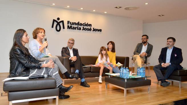 Presentación del primer glosario sobre bebés prematuros en A Coruña