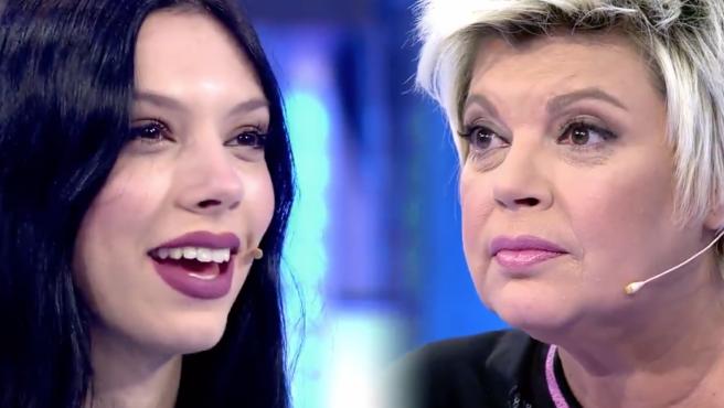 Terelu Campos se reúne con su hija, Alejandra Rubio, en 'Volverte a ver'.