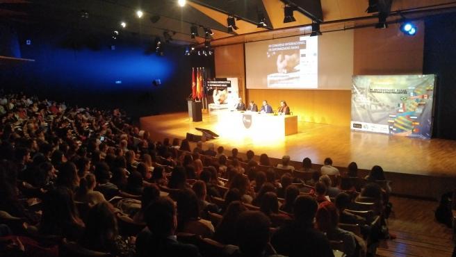XII Congreso Internacional de Enfermedades Raras que se celebra en Murcia
