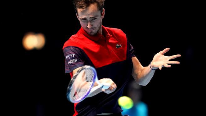 ATP World Tour Finals tennis tournament - Day 6