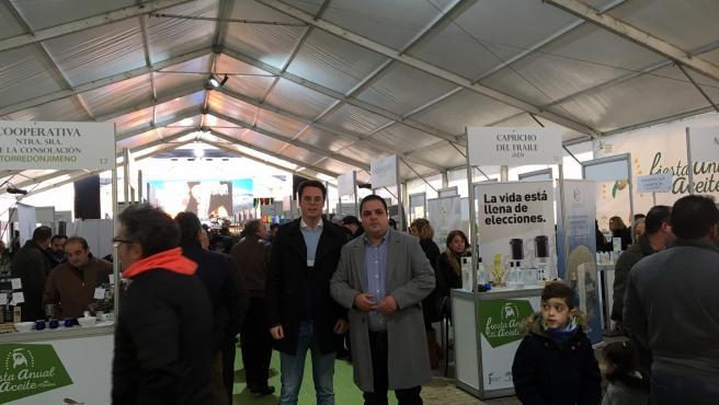 Segunda jornada de la VI Fiesta Anual del Primer Aceite de Jaén