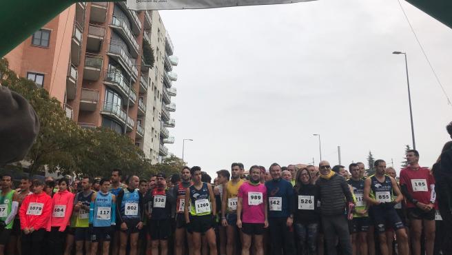 XX Carrera Popular y la Gran Caminata por la Paz reúnen 1.300 participantes.