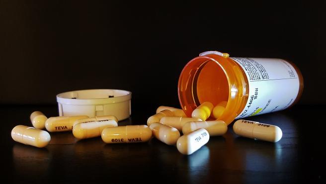 Píldoras de amoxicilina, uno de los antibióticos de amplio espectro más utilizados.
