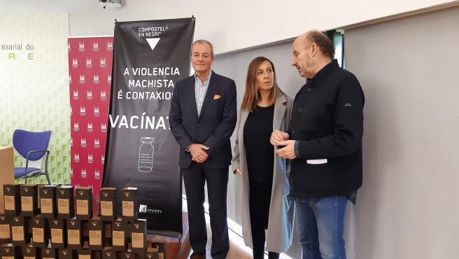 Campaña 'Compostela en Negro'