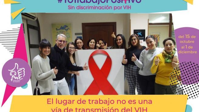 Campaña del Comité Antisida de Extremadura