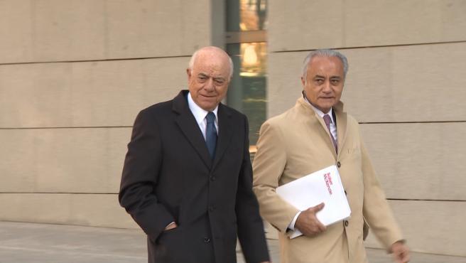 Francisco González (BBVA) defiende su actuación en el caso Villarejo