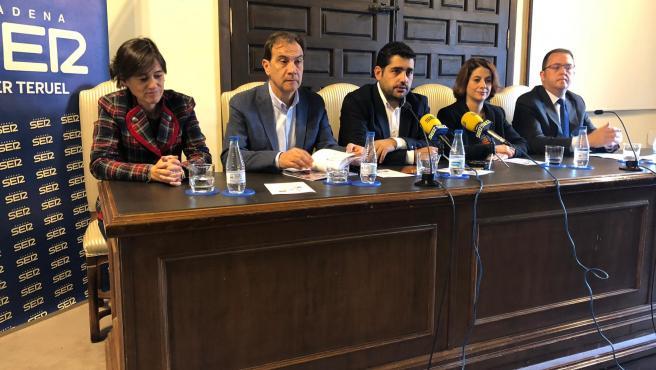 La provincia de Teruel se posiciona como destino de bienestar en el Congreso 'Más allá del amor'.