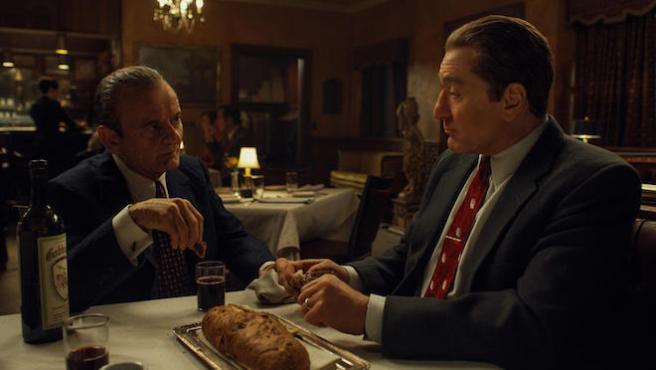 Tráiler final de 'El irlandés': Los tipos duros de Martin Scorsese