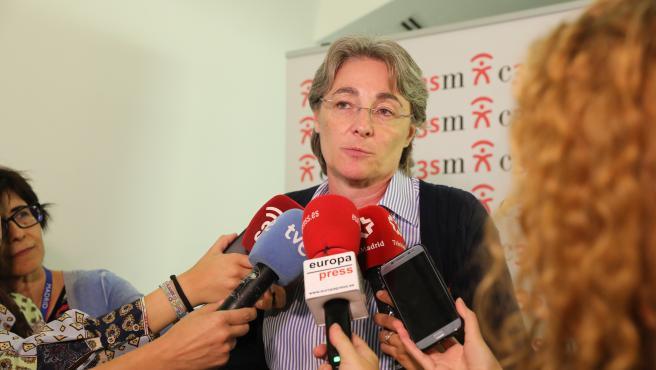 Imagen recruso de concejala de Más Madrid del Ayuntamiento de Madrid Marta Higueras