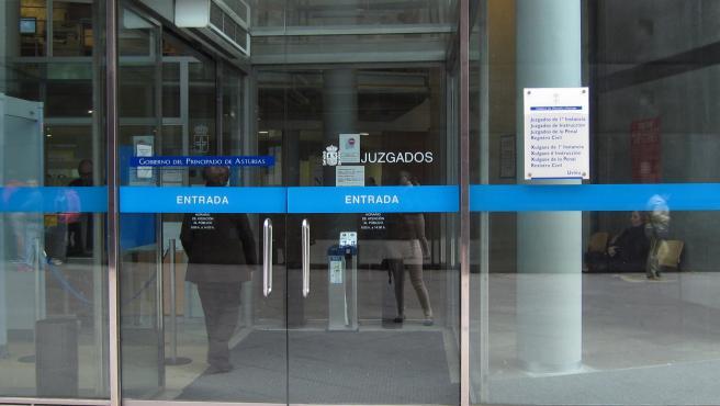 Juzgados de Oviedo.