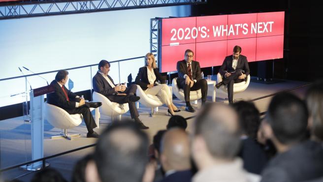 Más de 300 directivos debaten sobre industria 4.0 en Santiago