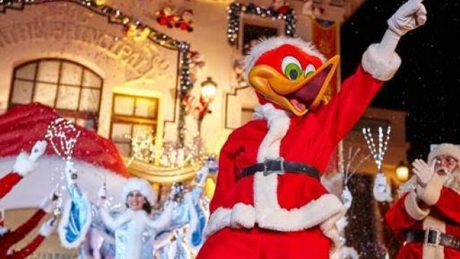 PortAventura World en Navidad