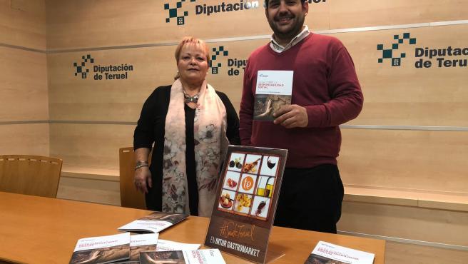 Presentación de la guía para un turismo sostenible de la Diputación de Teruel.