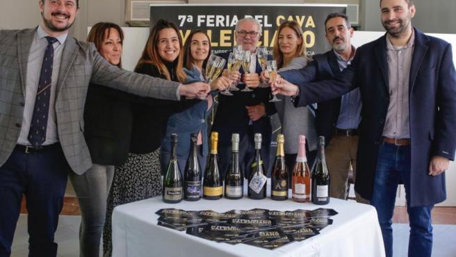 Presentación VII Feria del Cava Valenciano