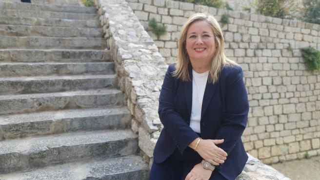 Rosalía Moreno, de Ciudadanos Ibiza