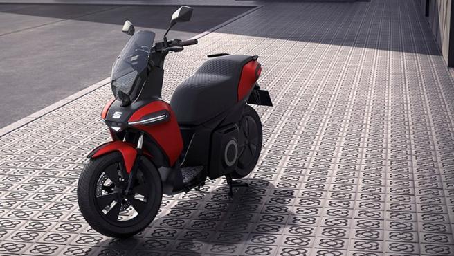 e-Scooter concept 100% eléctrico de Seat.