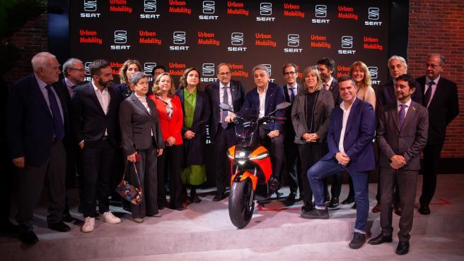 Torra, Calviño, Colau, Marín y Relat inauguran el Smart City Expo World Congres