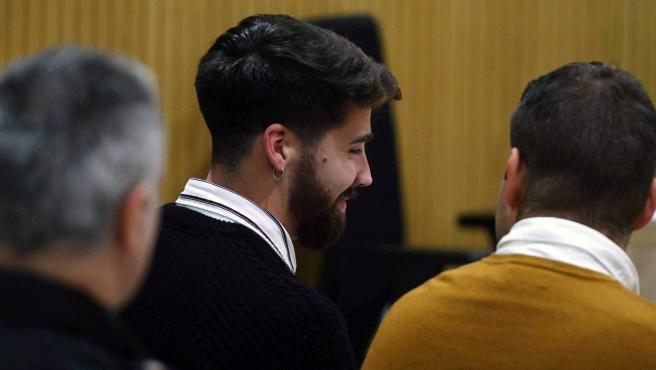 Continúa el juicio a los miembros de la Manada por el presunto abuso en Pozoblanco.