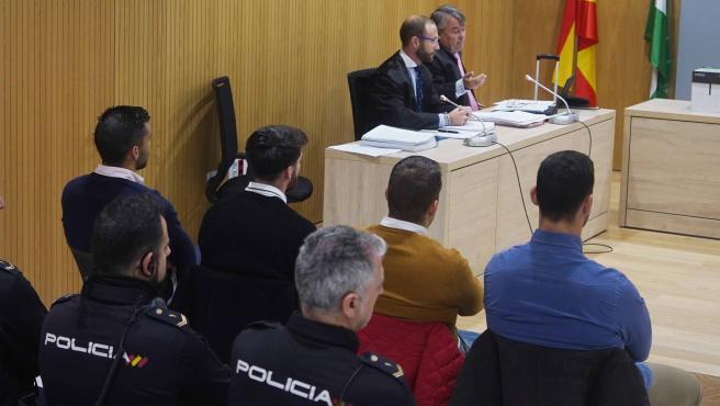 Continúa el juicio a miembros de La Manada por abusos en Pozoblanco