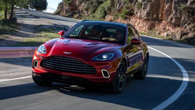 DBX, de Aston Martin.