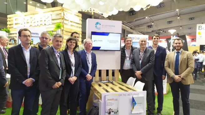 El concejal de Medio Ambiente y Movilidad de Gijón, Aurelio Martín, participa en el congreso mundial de ciudades sostenibles e inteligentes de la ONU