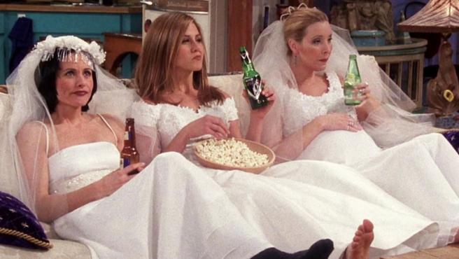 'Friends' llega al cine por su 25 aniversario