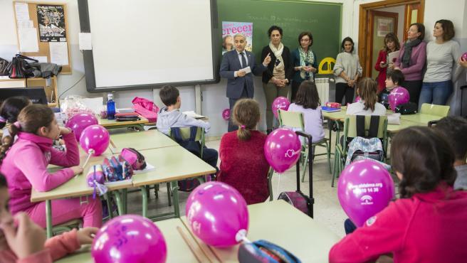 Andalucía busca familias de acogida para once menores