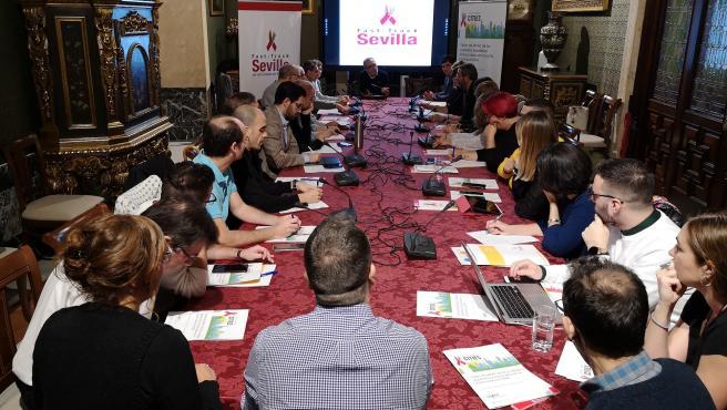 Jornada sobre el VIH en Sevilla