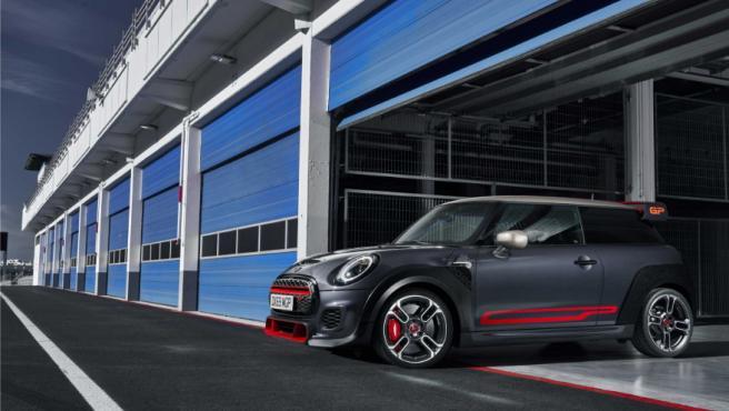 El John Cooper Works GP tendrá una producción limitada a 3.000 unidades.