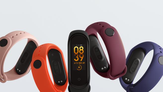 Por qué Xiaomi Mi Band 4 es la pulsera de actividad que todo el mundo busca