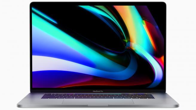 MacBook Pro de 16 pulgadas, el portátil con pantalla retina más grande de Apple, mejora su teclado, su sistema de altavoces, su batería y su rendimiento.