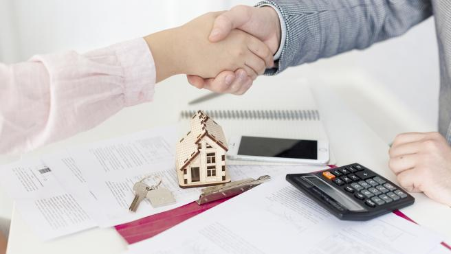 La hipoteca media en España es de 126.250 euros.