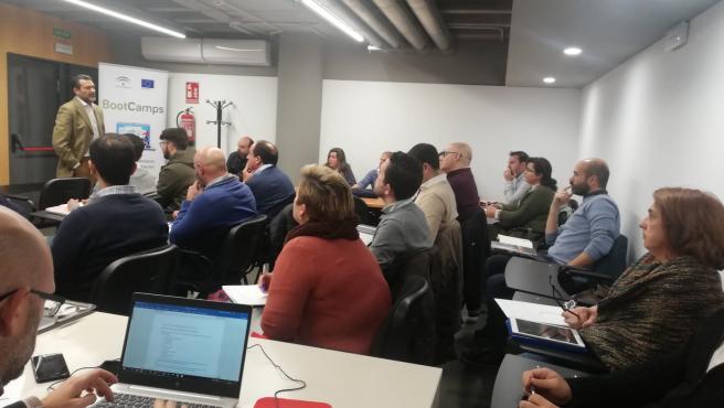 Participantes en la segunda convocatoria 'Bootcamps'