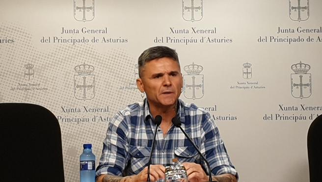 Rafael Palacios, diputado de Podemos