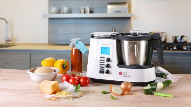 Imagen del robot de cocina de Lidl Monsieur Cuisine édition plus.