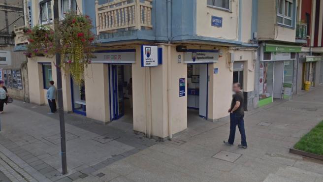 Administración de Loterías en Erandio, Vizcaya.