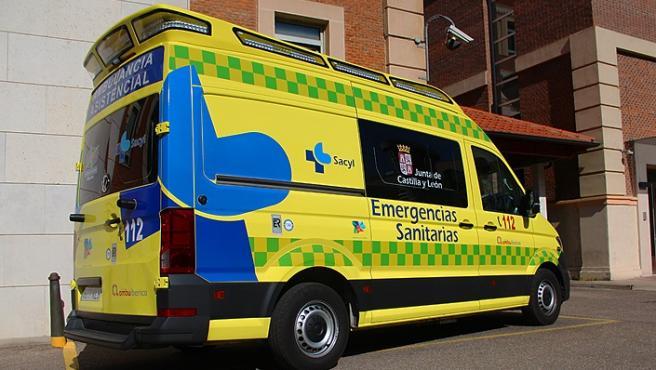 Ambulancia Medicalizada de Sacyl