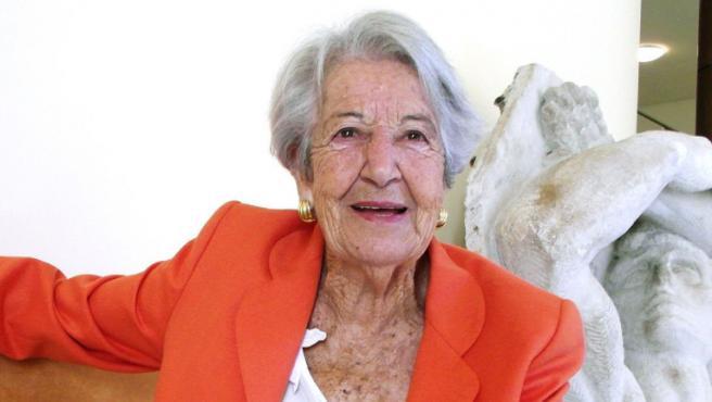 Muere Asunción Balaguer, leyenda española de la actuación, a los 94 años