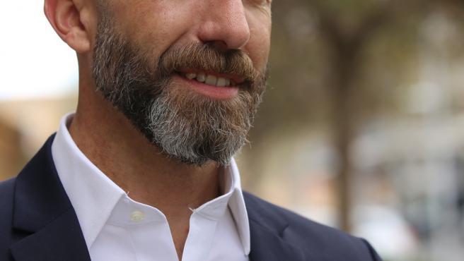 El diputado regional de Ciudadanos, David Muñoz Zapata