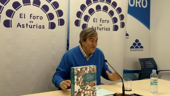 El vicepresidente de Foro, Francisco Álvarez Cascos.