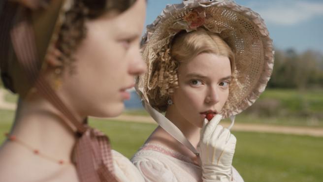 Anya Taylor-Joy interpreta a la gran heroína de Jane Austen en el tráiler de 'Emma'