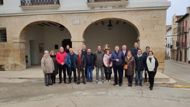 I Encuentro del Partido Popular del Bajo Aragón.