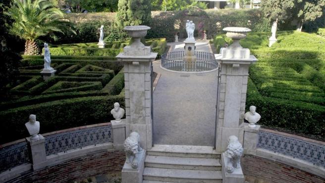 Jardínes de Monforte