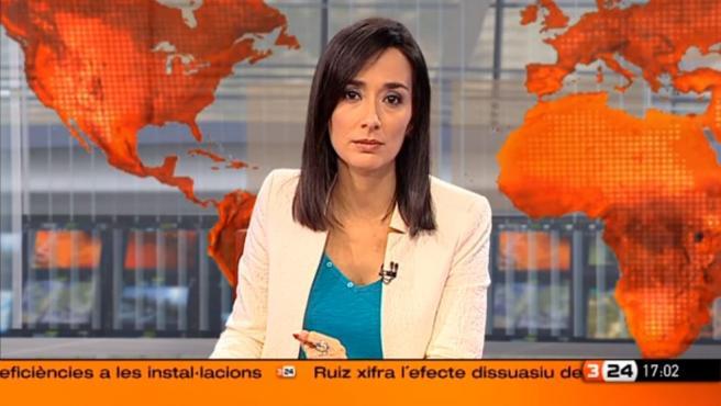 Imagen de archivo de Judith Antequera.
