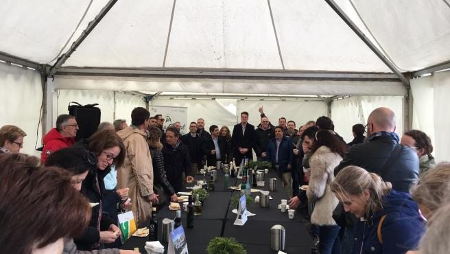 La Fiesta del Primer Aceite de Jaén en Gijón
