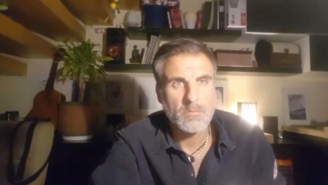 El exconcursante de Gran Hermano Pepe Herrero.