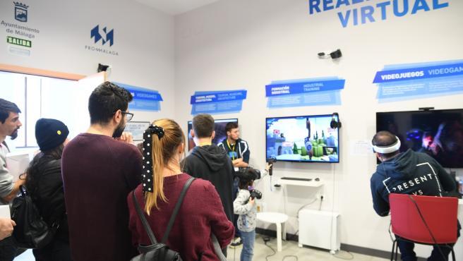 Virtual Reality Day.
