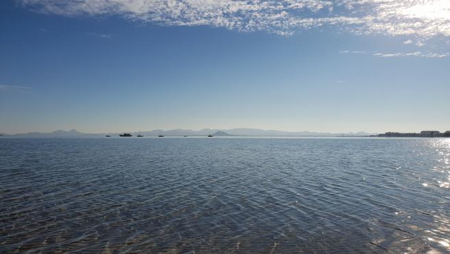 Imagen del Mar Menor